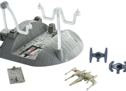 Hot Wheels Star Wars Rogue 1 - Διαστημικός Σταθμός (DYH37)