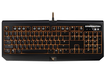 Razer BlackWidow Chroma Overwatch Edition - Πληκτρολόγιο Gaming