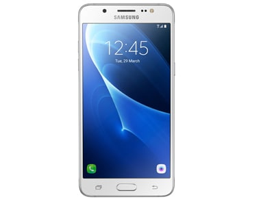 4G Smartphone Samsung Galaxy J5 2016 - Dual Sim 16GB Λευκό