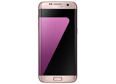 4G Smartphone Samsung Galaxy S7 Edge 32GB Ροζ