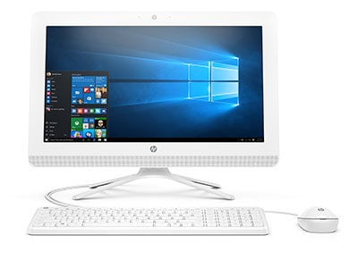 "HP AiO 20-c000nv 19.5"" (E2-7110/4GB/1TB/ R2) - All-in-One PC"