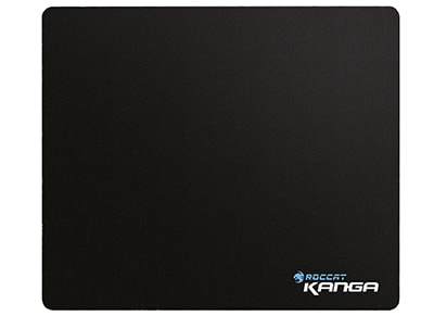 Roccat Kanga Cloth - Mousepad Μαύρο gaming   αξεσουάρ pc gaming   gaming mousepads