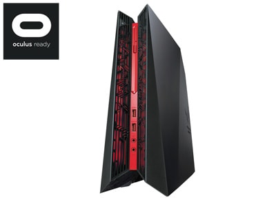Asus ROG G20CB-IT003T (i7-6700/16GB/2128GB/ GTX970) - Desktop PC
