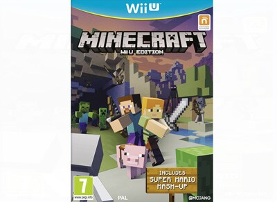 Minecraft: Wii U Edition - Wii U Game