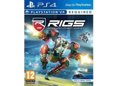 RIGS: Mechanized Combat League - PS4 Game