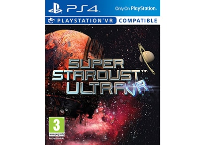 Super Stardust Ultra VR - PS4/PSVR Game gaming   παιχνίδια ανά κονσόλα   ps4