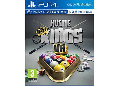Hustle Kings VR - PS4/PSVR Game gaming   παιχνίδια ανά κονσόλα   ps4