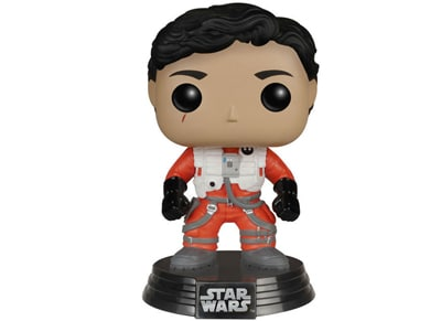 Φιγούρα Funko Pop! Vinyl - Poe Dameron (No Helmet) (Star Wars)