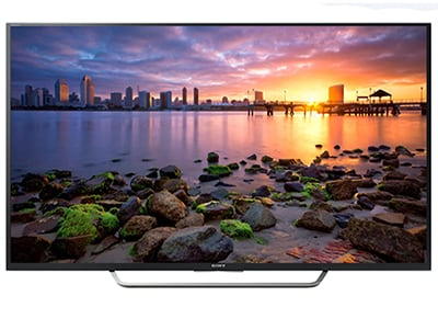 "4K Τηλεόραση Sony KD65XD7505BAEP 65"" Smart LED Ultra HD"