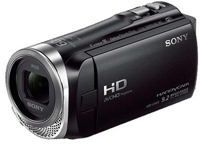 Βιντεοκάμερα Sony HDR-CX450B Μαύρο