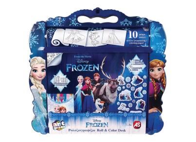 Σετ Ζωγραφικής Ρολοζωγραφίζω Frozen - AS Company