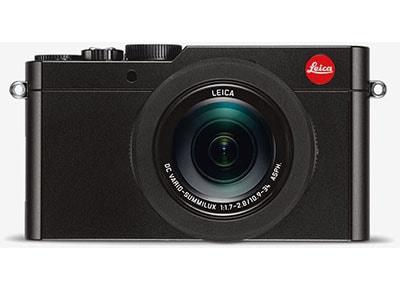 Compact Leica D-LUX Version E TYP109 - Μαύρο
