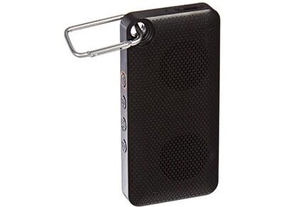Φορητά Ηχεία iLUV AUD Mini S6 Bluetooth Radio Μαύρο