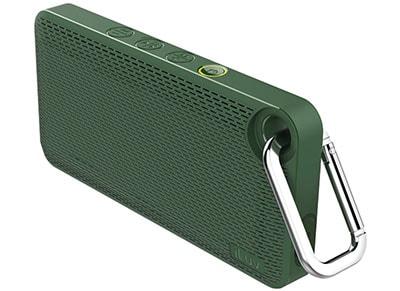 Φορητά Ηχεία iLUV AUD Mini S6 Bluetooth Radio Πράσινο
