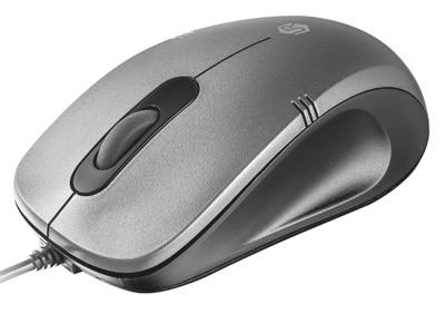 Ενσύρματο Ποντίκι Urban Revolt 21546 USB Ανθρακί