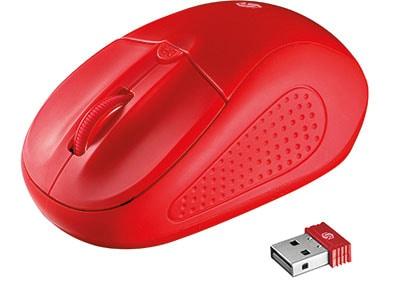 Ασύρματο Ποντίκι Urban Revolt Primo Wireless Κόκκινο