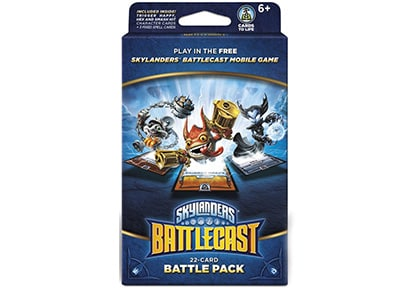 Skylanders Battlecast Battle Pack - Battle Pack