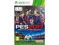Pro Evolution Soccer 2017 - Xbox 360 Game