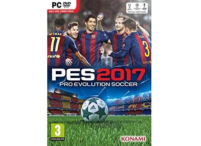 Pro Evolution Soccer 2017 - PC Game