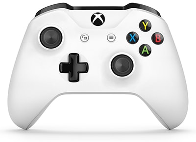 Microsoft Xbox One New Controller - Χειριστήριο Λευκό gaming   αξεσουάρ κονσολών   xbox one   χειριστήρια