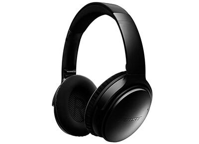 Ακουστικά Κεφαλής Bose QuietComfort 35 Wireless Noise Cancelling Μαύρο (2-759944-10)