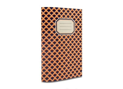 Σημειωματάριο Make Notes Vintage A 9x14cm Ριγέ (1003)