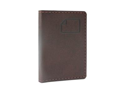 Καρτοθήκη Make Notes 7x10cm Καφέ (CS07)