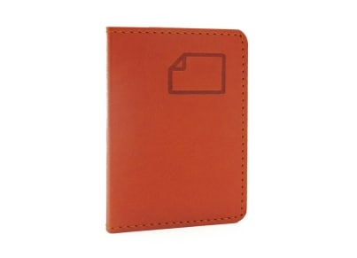 Καρτοθήκη Make Notes 7x10cm Πορτοκαλί (CR07)