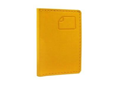 Καρτοθήκη Make Notes Fiscagomma Colors 7x10cm Κίτρινο (CAM05)