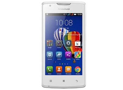 Smartphone Lenovo A1000 Dual Sim 8GB Λευκό τηλεφωνία   smartphones