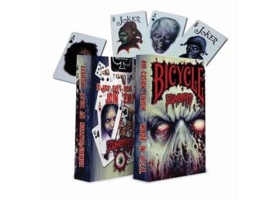 Τράπουλα Bicycle Zombified (1026936)
