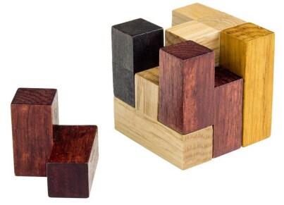 Επιτραπέζιο Puzzle Cube - Professor Puzzle