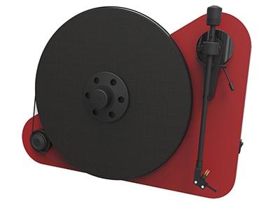Πικάπ Pro-Ject VT-E R (OM5e) Κόκκινο ήχος   πικάπ
