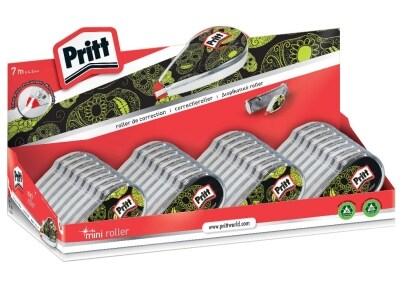 Διορθωτική Ταινία Pritt Mini Roller 7x4.2mm