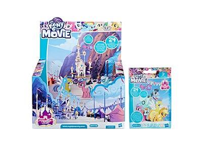 Φιγούρα Μίνι My Little Pony Σακουλάκι Friendship is Magic (1 Τεμάχιο)