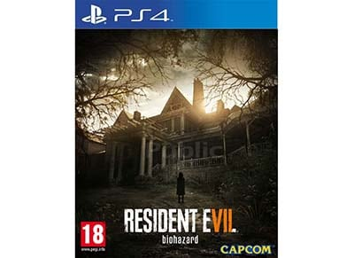 PS4/PSVR Used Game: Resident Evil VII gaming   used games   ps4 used
