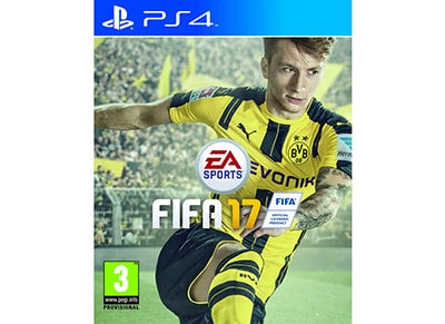 PS4 Used Game: FIFA 17 gaming   used games   ps4 used
