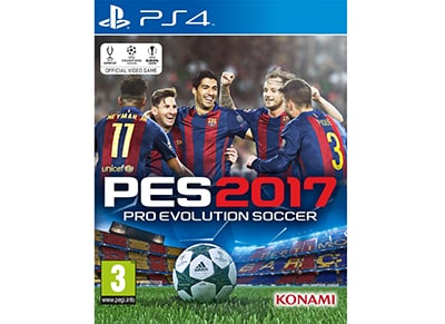 PS4 Used Game: Pro Evolution Soccer 2017 gaming   used games   ps4 used