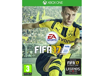 Xbox One Used Game: FIFA 17 gaming   used games   xbox one used