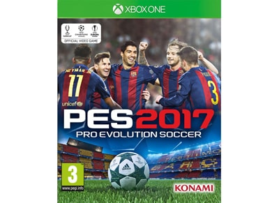 Xbox One Used Game: Pro Evolution Soccer 2017 gaming   used games   xbox one used