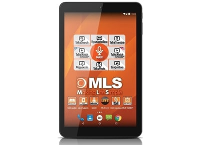 "MLS iQTab Life - Tablet 10.1"" 16GB Μαύρο"
