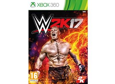 WWE 2K17 - Xbox 360 Game