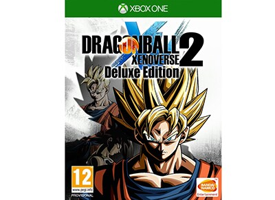 Dragon Ball Xenoverse 2 Deluxe Edition - Xbox One Game