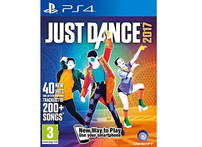 Just Dance 2017 - PS4 Game gaming   παιχνίδια ανά κονσόλα   ps4