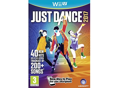 Just Dance 2017 - Wii U Game