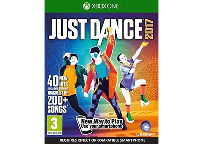 Just Dance 2017 - Xbox One Game