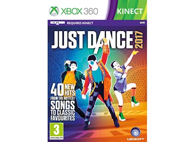 Just Dance 2017 - Xbox 360 Game