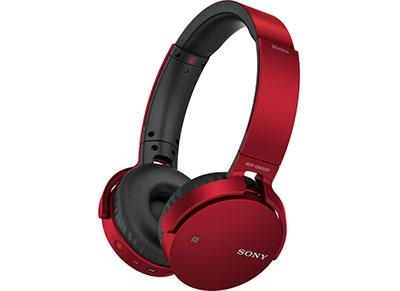 Ακουστικά Κεφαλής Sony OVERHEAD XB650BT WRL Κόκκινο