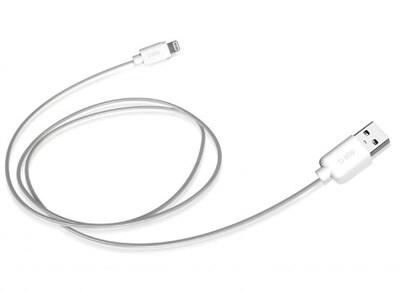 Καλώδιο Lightning to USB - SBS Sync & Charge Data Cable Λευκό (TECABLEUSBIP5L)