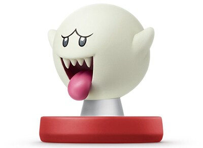 Φιγούρα Boo - Nintendo Amiibo gaming   αξεσουάρ κονσολών   ps3    φιγούρες παιχνιδιού